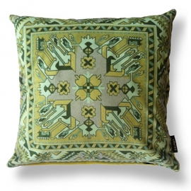 -Decorative pillows Green