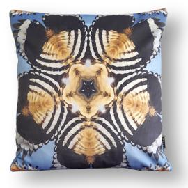 Cushion cover velvet HOOPOE