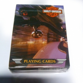 Handlebar Playing Cards - Harley-Davidson