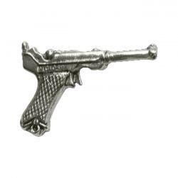 Large PIN - Luger Pistol - Gun