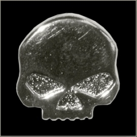P134 - PIN - Willie G Skull