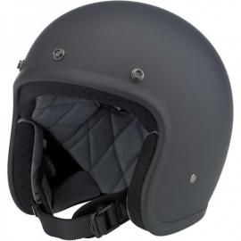 Biltwell INC - Bonanza Helmet - DOT [Flat Black]