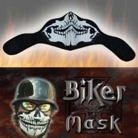 Skull Half / Face Mask - 101 INC