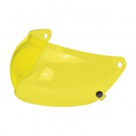 Biltwell INC - Gringo 'S' Visor BUBBLE - Yellow