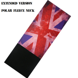 Fleece & Microfibre Tube / Union Jack - Polar Edition