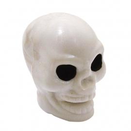 TrikTopz - Valve Caps - White Skulls
