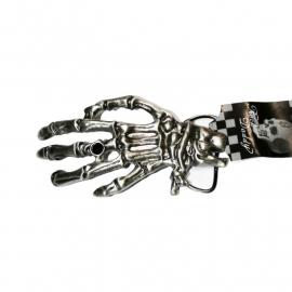 Skeleton Hand BUCKLE [B165]