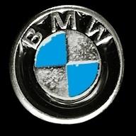 P137 - PIN - Motorcycle BMW