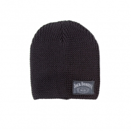 Jack Daniel's - Woven Beanie - Dark Grey - Original Small Label