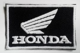 232 - PATCH - WHITE - Honda