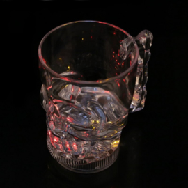 Large Mug - LED - Skull