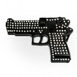 BlingBling Gun BUCKLE [B139]