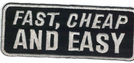 023 - PATCH - Fast, Cheap AND EASY