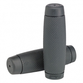 "Biltwell INC - Recoil Grips 7/8"" - Dark Grey"