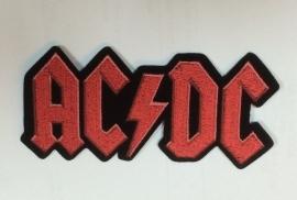 PATCH - AC/DC - Red Logo