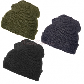 Watch Hat/Beanie - Wool - Three Colours