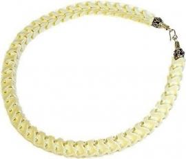 Cobra Snake Vertebrae Necklace