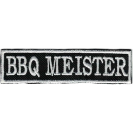 PATCH - Flash / Stick - BBQ MEISTER - barbecue