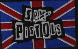 Patch - Sex Pistols - UK Flag