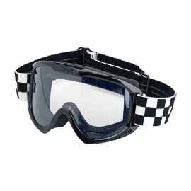 Biltwell INC - Moto Goggle Checker