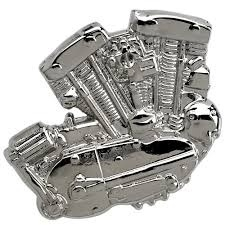 P114 - PIN - Harley-Davidson - Ironhead Engine