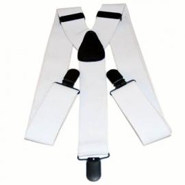 White Wear Suspenders - 101 INC