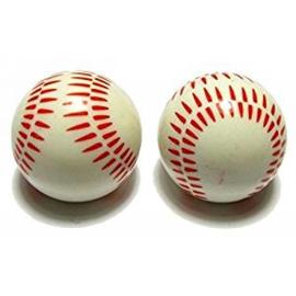 Valve Caps - Baseballs