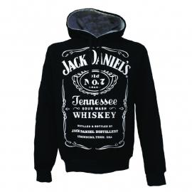 Jack Daniel's - Hoodie - Original Big Logo