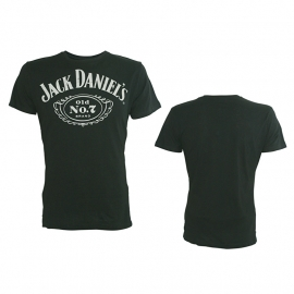 Jack Daniel's - T-Shirt - Black - Original Simple Logo