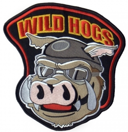 000 - BACKPATCH - Wild Hogs