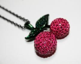 3D-Cherry pendant