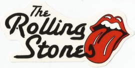 The Rolling Stones - DECAL - STICKER