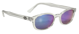 Original KD's - Sunglasses - Silver Mirror