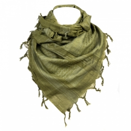 PLO Scarf - Warrior Shawl - Army Green