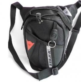 Leg Bag - Hip Pouch - D-logo