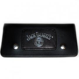 Jack daniel's - Bifold Wallet - Big Biker Style