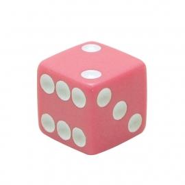 TrikTopz - Valve Caps - Pink Dice