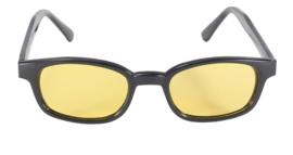 Original X-KD's - Larger Sunglasses - POLARIZED - Yellow