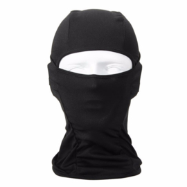 Black Ninja Balaclava - Breathable