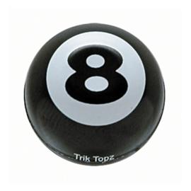 TrikTopz - Valve Caps - Eightball - 8