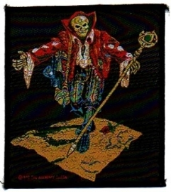 110 - PATCH - The Joker Skeleton - Alchemy Carta patch