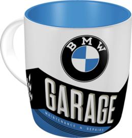 BMW GARAGE  - Large Coffee Mug
