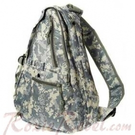 Digital Camouflage Slingbag - 101 INC