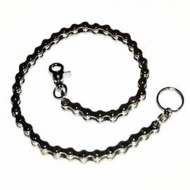 Biker heavy link Wallet Chain