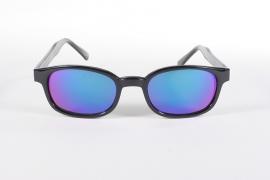 Original KD's - Sunglasses - Iridium / Coloured Mirror