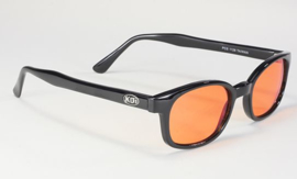 Original X-KD's - Larger Sunglasses - Orange