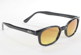 Original KD's - Sunglasses - Blue Buster / Amber