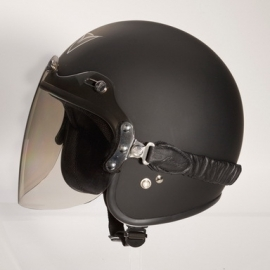 Barock Jet - Classic Retro Helmet Visor - Tinted