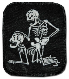 146 - PATCH - Skeletons in Doggy-Style