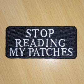 PATCH - STOP READING MY PATCHES